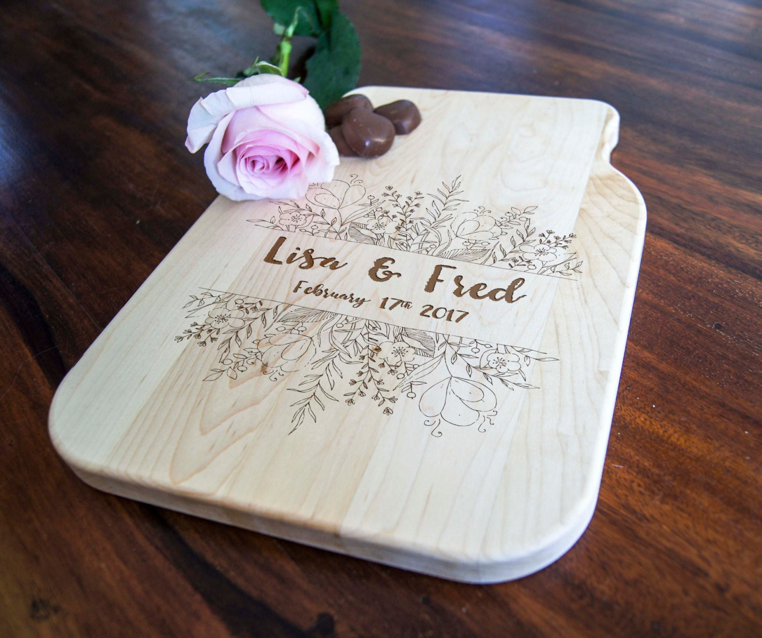 personalized cutting board, custom cutting boards, Jar shaped boards ...