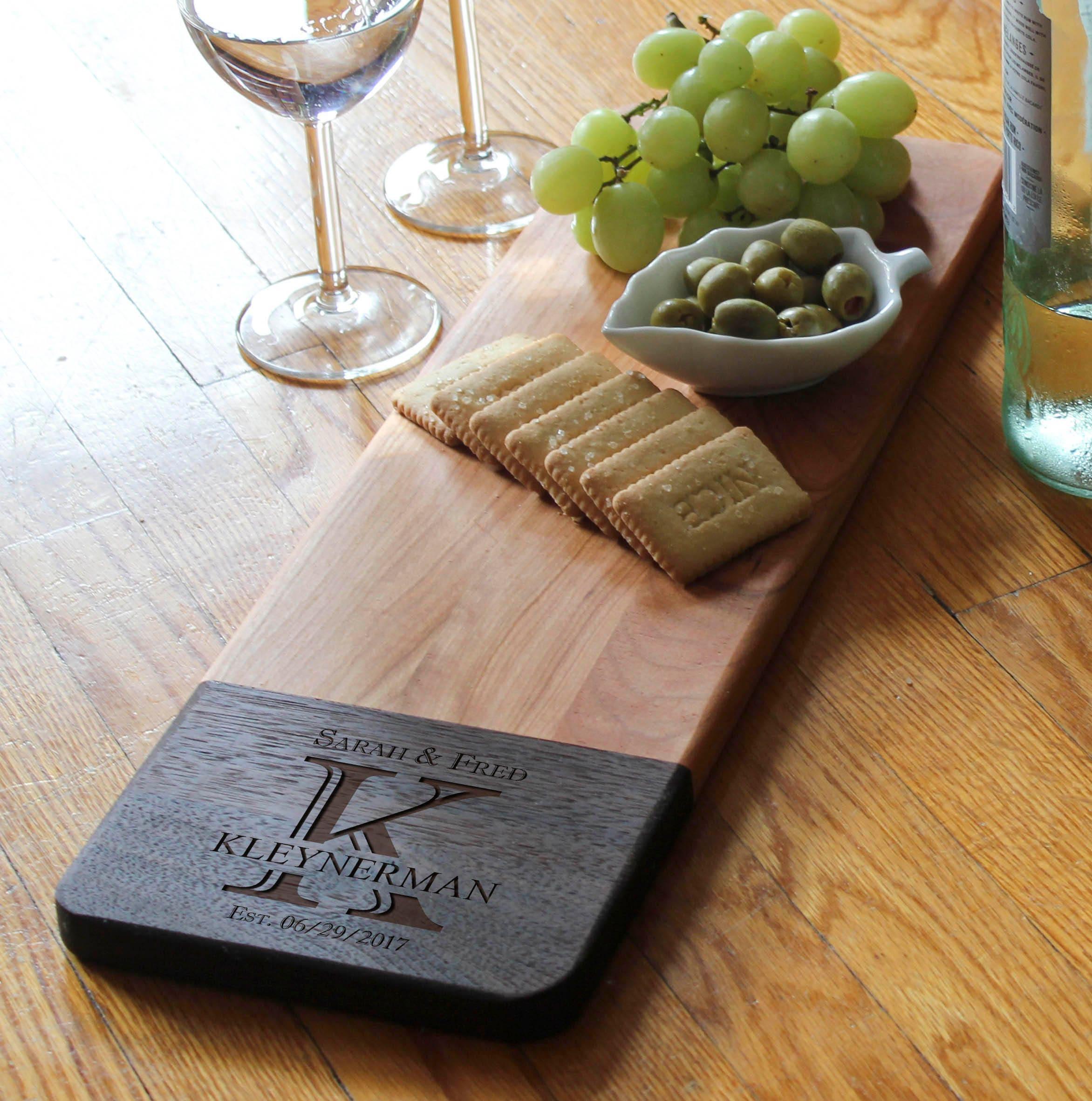 Personalized cheese Board, customized cheese board, custom cutting ...