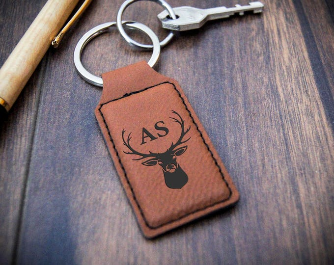 personalized key chains, Engrave Key Chains, Leatherette Key Chains