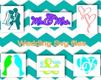 Wedding Svg Files 6