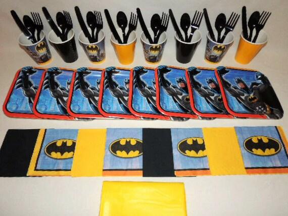On Sale Batman 23 Pc Table Decorating Kit Centerpieces Etsy