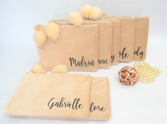 Bridesmaids gifts SET OF 8 Bridal party gift Bridesmaids  26c4fff5ed30