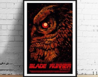 Blade Runner 11 x 17 Art Print