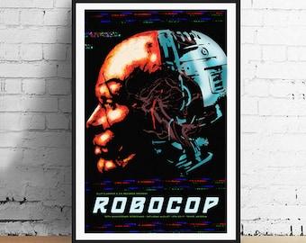 Robocop 11 x 17 Movie Poster Art Print