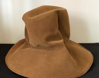 6baf306475f Vintage floppy hat