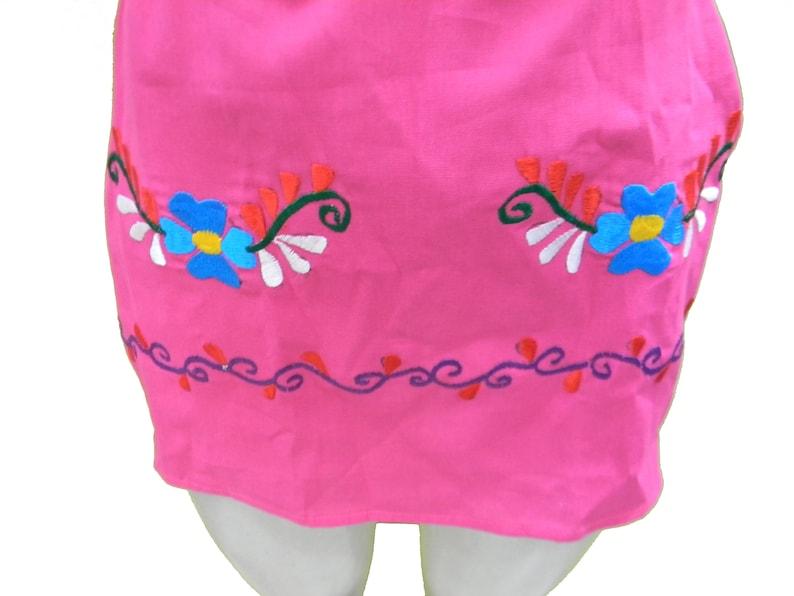 Mexican blouse  mexico peasant blouse  oaxaca  boho blouse  party blouse  cotton fits M-L T9