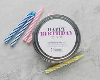 Small Birthday Gift - Gift for Her - Birthday Tea Party - Birthday Present for Women - Gift for Tea Lover - Under 5 Dollars - Gift for Mom