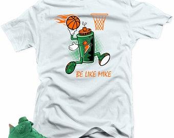 248f5919dc2 Shirt to match Jordan 6 NRG Gatorade. Be like Mike 6 White tee