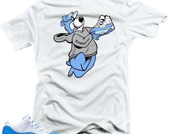 033217d9736e8e Shirt to Match the Air Jordan 11 Low Columbia