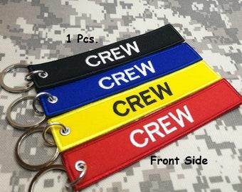 899f84cbe1d9 Crew luggage tags | Etsy