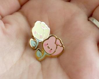 Tiny Tulip Mini Pins