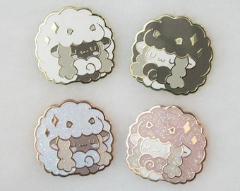 Wooloo Pins