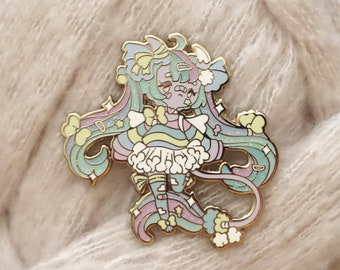 Decora Dragon Pin