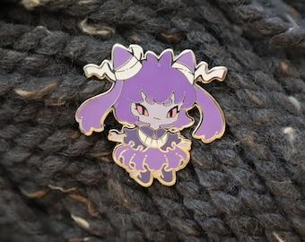 Pumpkaboo Pumpkin Pin - Halloween anime enamel pin