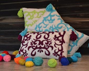 DIY Embroidery kit Arabesque pattern