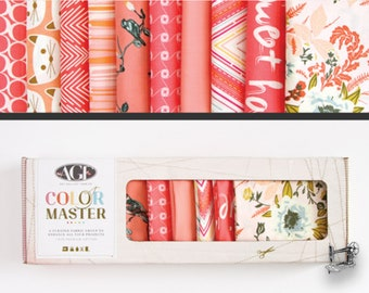 Coraline Color Masters Fat Quarter Collector's Box by Art Gallery Fabric B-FQ103