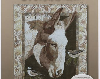 Matilda Horse Quilt/Wallhanging Pattern by Toni Whitney M031-P