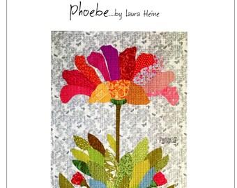 Phoebe Quilt Pattern by Laura Heine for Fiberworks FBWPHOEBE
