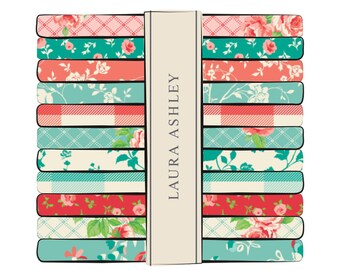 The Elm Park Collection Fat Quarter Bundle by Laura Ashley for Camelot Fabrics 71170106FQB