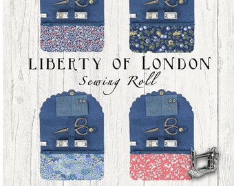 Liberty of London Sewing Kit//Roll LINA02-04775627W