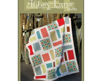 Pepperland Quilt Pattern by Abbey Lane Quilts #178