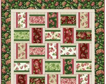 Lexington Quilt Kit by Maywood Studio KIT-MASLEX