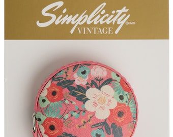 Vintage Measuring Tape Floral by Simplicity 559356004