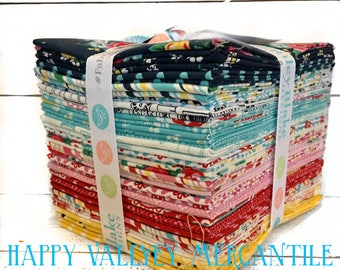 Happiness is Handmade Fat Quarter Bundle by Lori Whitlock for Riley Blake Designs  FQ-6720-24