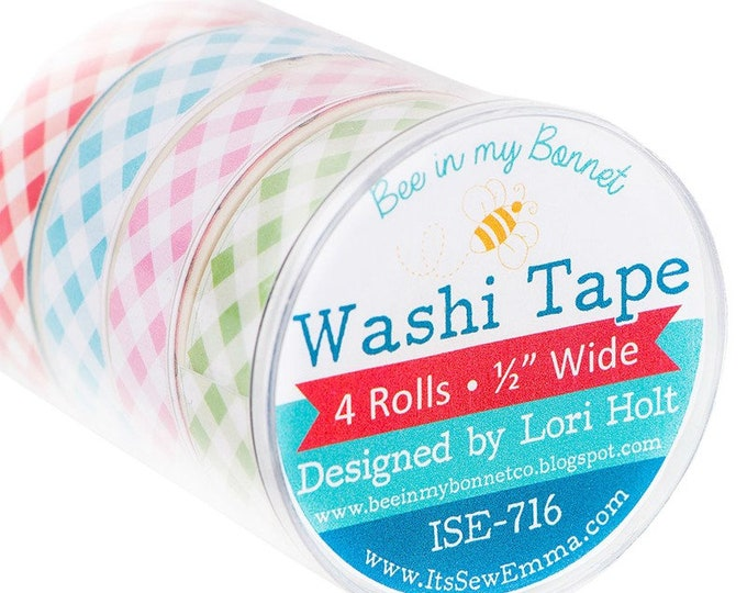 Gingham Washi Tape by Lori Holt of Bee in my Bonnet ISE716
