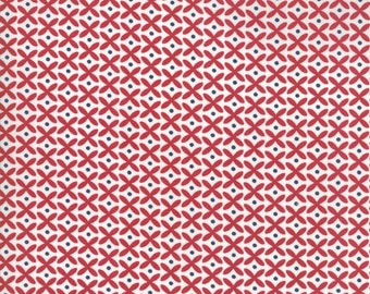 1/2 yd Oxford Floral Petals by Sweetwater for Moda Fabrics 5712 27