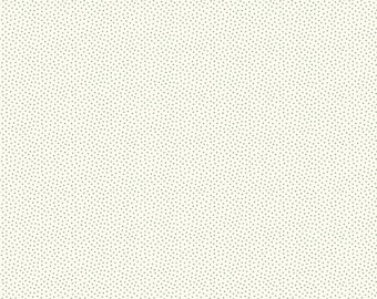 1/2 yd Morning in the Garden Swiss Dot Fabric by Mary Jane Carey for Henry Glass & Co 2201 46