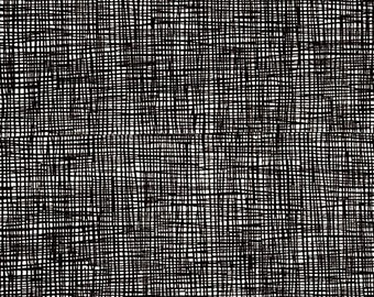 1/2 yd Pen & Ink Fabric by Robert Kaufman SRK-18312-188 Pepper