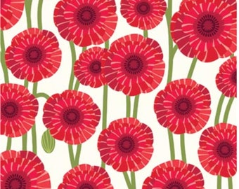 1/2 yd Poppy Love Fabric by Northcott Studio  22149-24