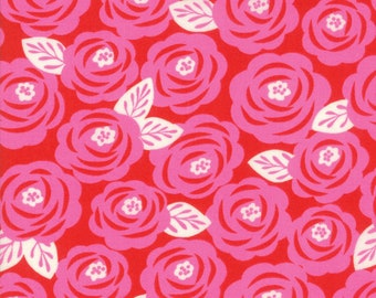 1/2 yd Lazy Days Floral Roses by Gina Martin for Moda Fabrics 10071 15