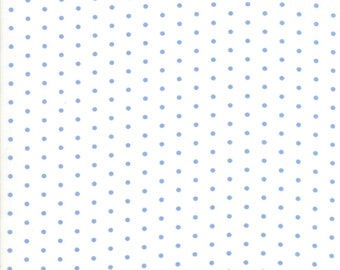 1/2 yd Oxford Floral Dots by Sweetwater for Moda Fabrics 5713 23