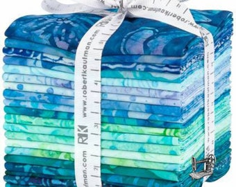 Artisan Batiks Gazebo Fat Quarter Bundle 20pc by Robert Kaufman FQ-1340-20