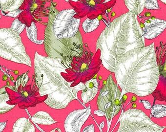 1/2 yd Baroque Garden Le Jardin by Studio KM for Free Spirit Fabrics PWKM017.MESAX