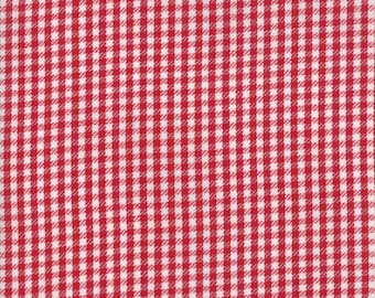 1/2 yd Oxford Woven Twill Check by Sweetwater for Moda Fabrics 5715 14