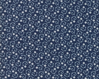 1/2 yd Oxford Tiny Flowers by Sweetwater for Moda Fabrics 5711 19