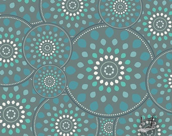 1/2 yd Essential Elements Deep Wheels by Pat Bravo for Art Gallery Fabrics ESS-2300