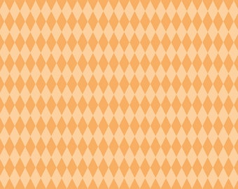 1/2 yd Happy Halloween Harlequin Fabric by Patrick Lose Fabrics SPR62512-3890715