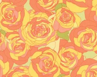 1/2 yd Acreage Rose Spray by Shannon Gillman Orr for Moda Fabrics 45501 14