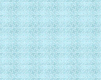 1/2 yd The Shabby Strawberry Houndstooth by Emily Hayes for Penny Rose & Riley Blake C6045 Blue