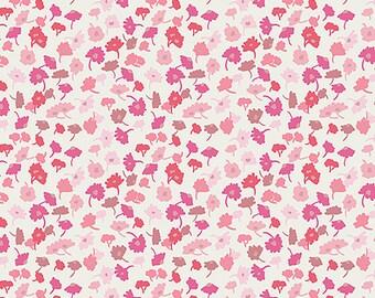 1/2 yd Essentials II Delicate Femme Blush by Pat Bravo for Art Gallery Fabrics ESS-II-255