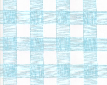 1/2 yd Farm Fresh Novelty Children Rustic Gingham by Gingiber for Moda Fabrics 48265 23