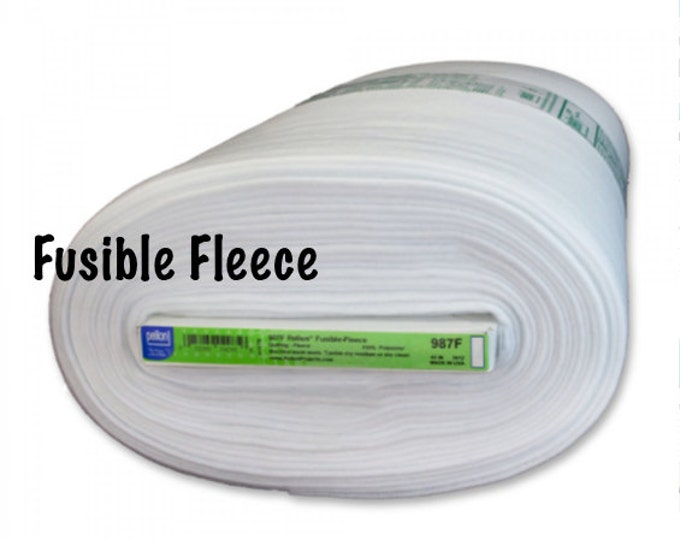 1/2 yd Pellon Fusible Fleece 987F