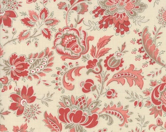 1/2 yd Atelier De France Floral Chamarande by French General for Moda Fabrics 13802 12