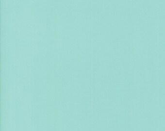1/2 yd Bella Solid by Moda Fabrics 9900 34 Aqua