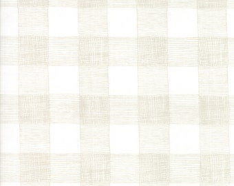 1/2 yd Farm Fresh Novelty Children Rustic Gingham by Gingiber for Moda Fabrics 48265 21