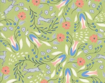 1/2 yd Bloomsbury Field Of Gazelles by Franny & Jane for Moda Fabric 47512 16